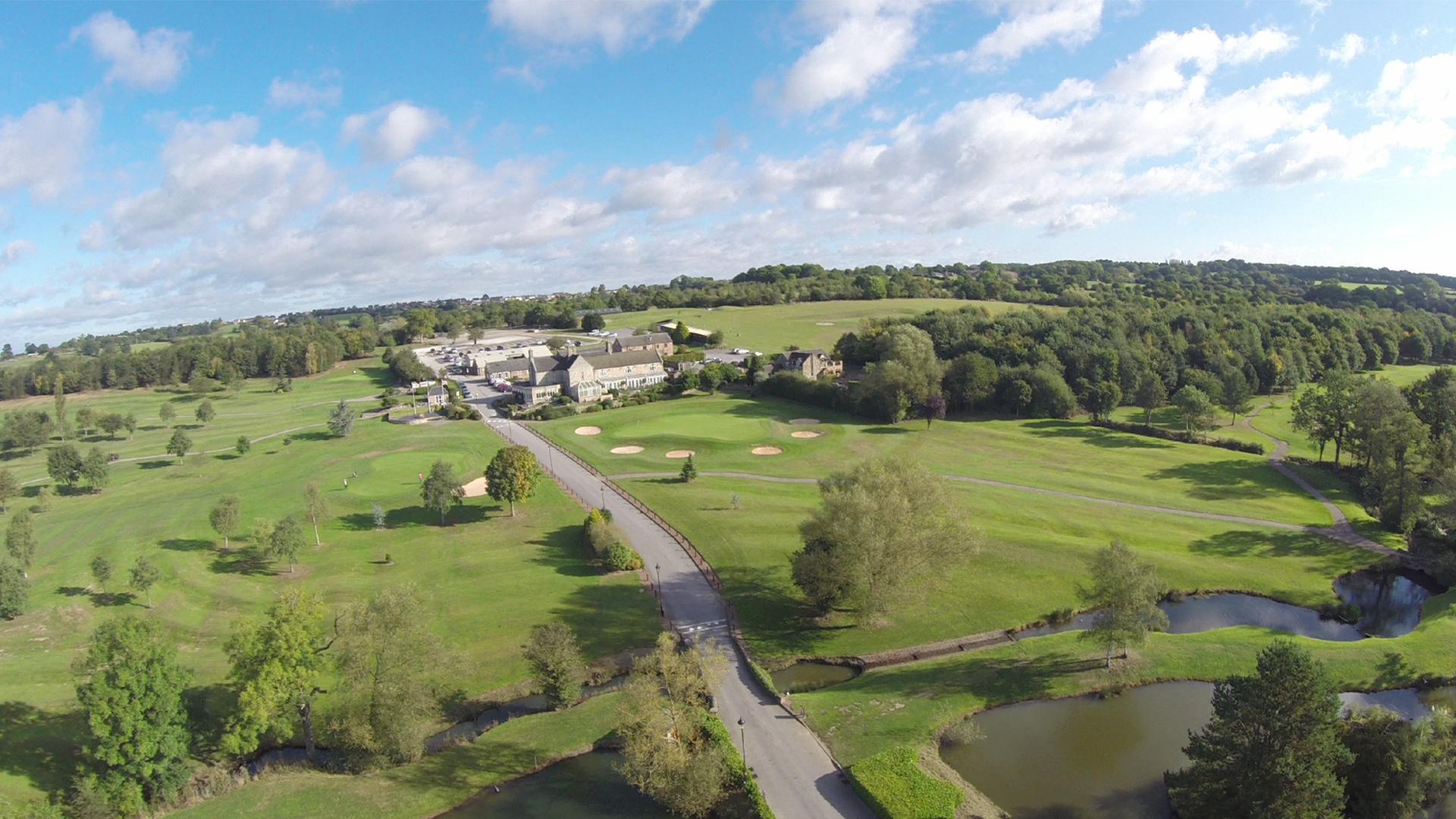 Drone, Horsley Lodge